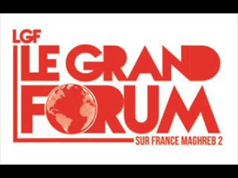 France Maghreb 2 - Le Grand Forum le 10/03/17 : Jean-Marc Zebelus et Tarek Mami