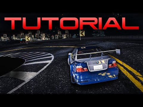 NFS Carbon REDUX | Download, Install And Improve It [GUIDE]