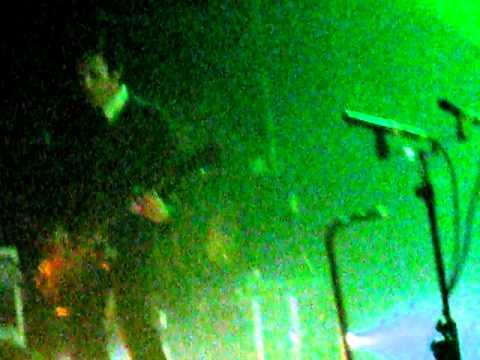 Interpol - live in Dublin 29-11-2010 -  Evil