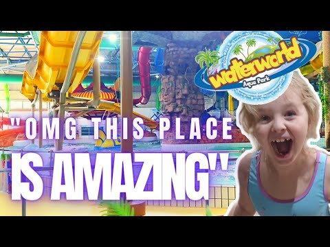 Download Inside WATERWORLD Stoke on Trent with POV Water Slides | UK Best Water Park