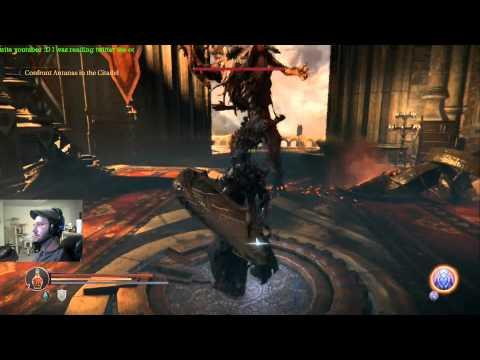 Lords of the Fallen - Drunkthrough Part 18: Drunken Judge
