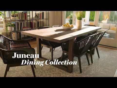 Urban Barn — Juneau Dining Collection