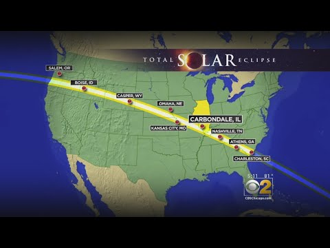 Carbondale, IL Planning For Massive Eclipse Crowd