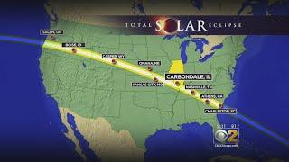 Carbondale, IL Planning For Massive Eclipse Crowd