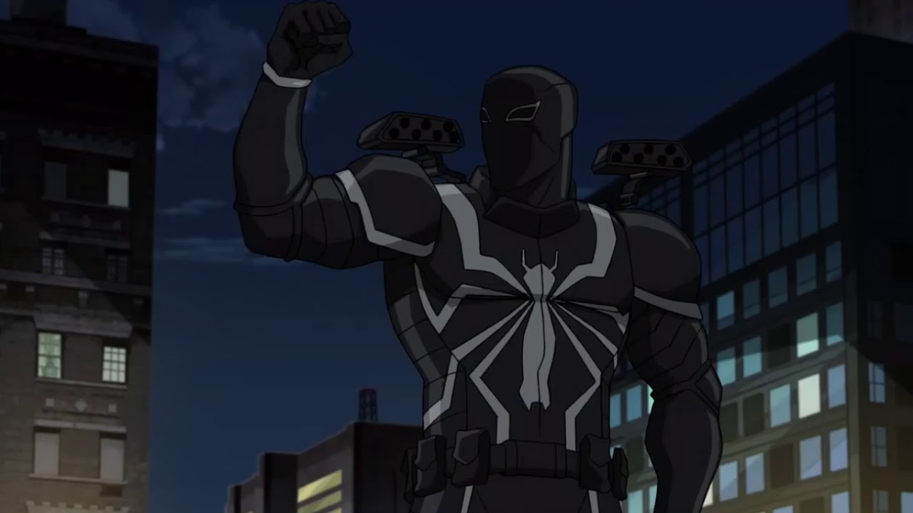 Marvel's Ultimate Spider-Man - Spidey And Agent-Venom VS ... - photo#35