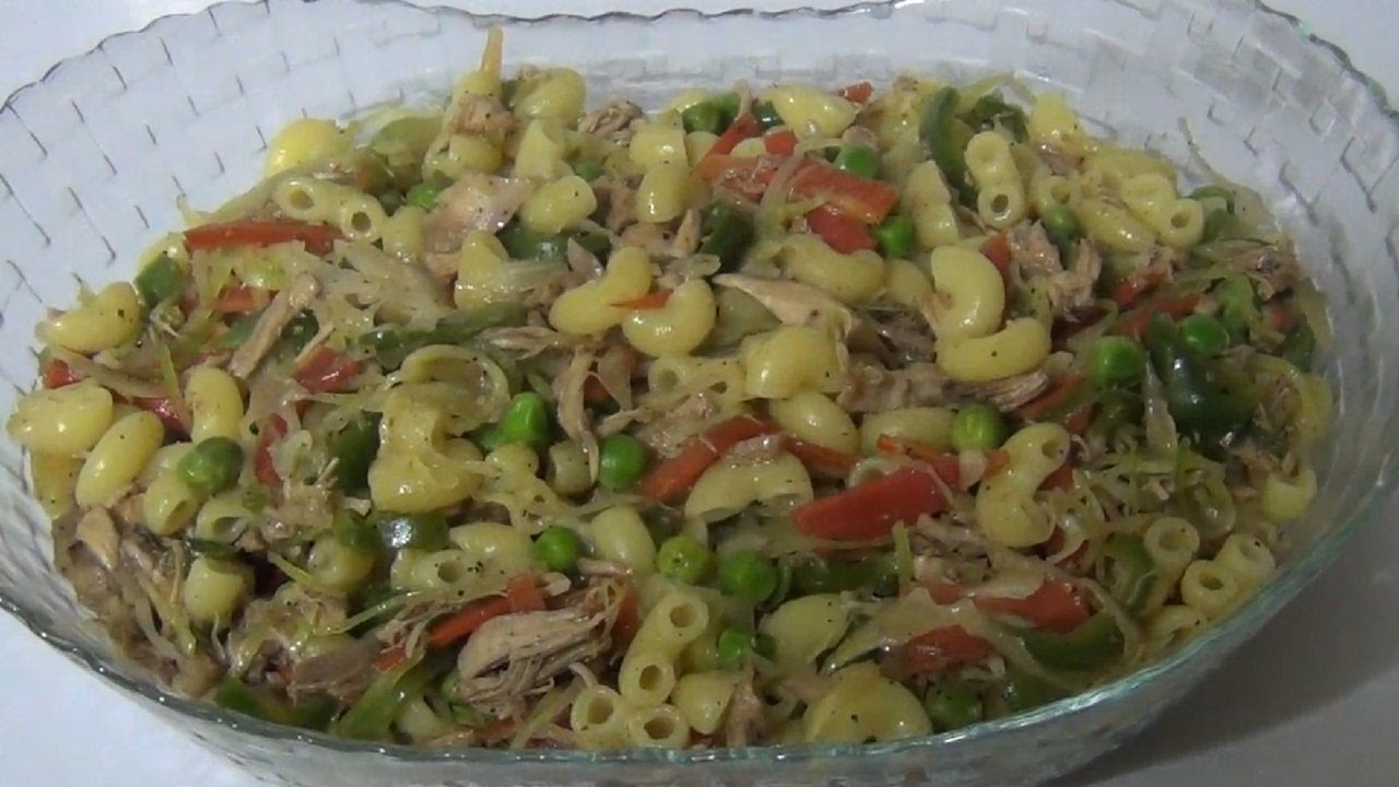 Chicken And Vegetable Macaroni Recipe By Arshad Kitchen
