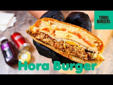 Обзор Hora Burger заведение Torro Burgers! Молдавский бургер )