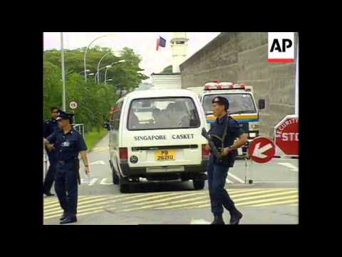 SINGAPORE: FILIPINO MAID EXECUTED: WIDESPREAD PROTESTS