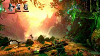Trine 2 Gameplay - Part 2 - Forlorn Wilderness | WikiGameGuides