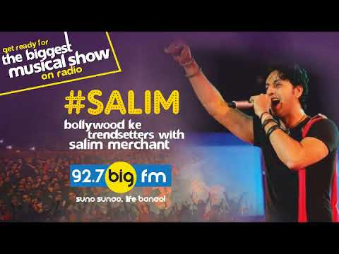 #Salim Bollywood ke trendsetters | Show 93 | for  26th octob