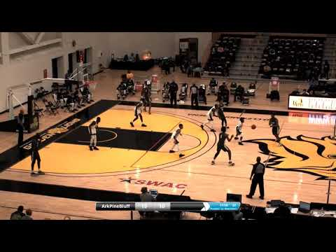 2021 SWAC Basketball Mississippi Valley State vs Arkansas ...