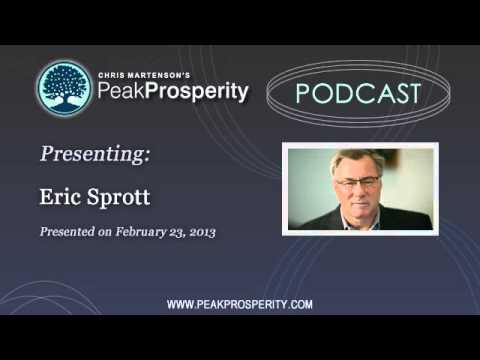 Eric Sprott: Is the West Dishoarding Its Sovereign Treasure?