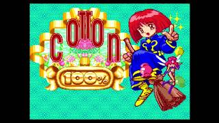 Marchen Adventure Cotton 100% (PSOne Classics IMPORT)- Gameplay Footage (Complete Game)