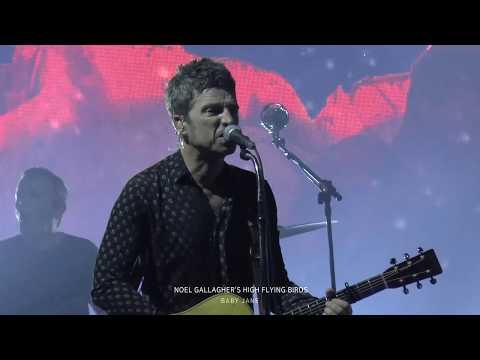 Noel Gallagher's High Flying Birds  Wonderwall   in Seoul, KOREA 2018