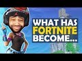 WHAT HAS FORTNITE BECOME...   HIGH KILL FUNNY GAME  