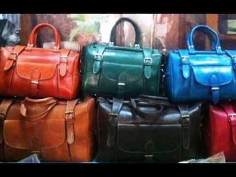 Whole Leather Handbag