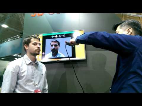Handheld 3D Scanner XYZprinting