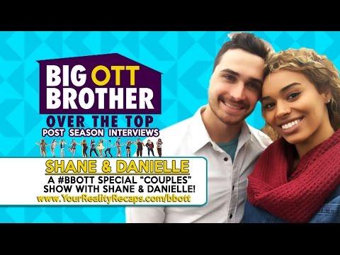 bb14 shane and danielle