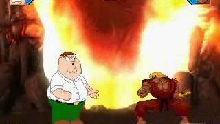 JS MUGEN Peter's Initiation