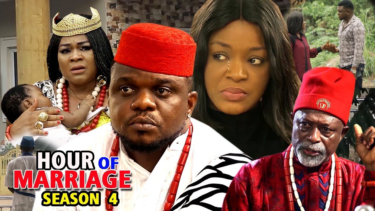 Download Hour Of Marriage Season 4 - (New Movie) 2018 Latest Nigerian Nollywood Movie Full HD | 1080p