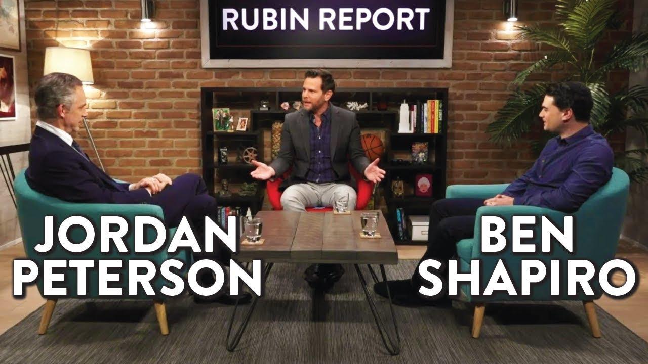 eleganckie buty szybka dostawa konkretna oferta Frontline of Free Speech (LIVE) | Jordan Peterson & Ben Shapiro | POLITICS  | Rubin Report