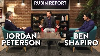 Jordan Peterson and Ben Shapiro: Frontline of Free Speech (LIVE)