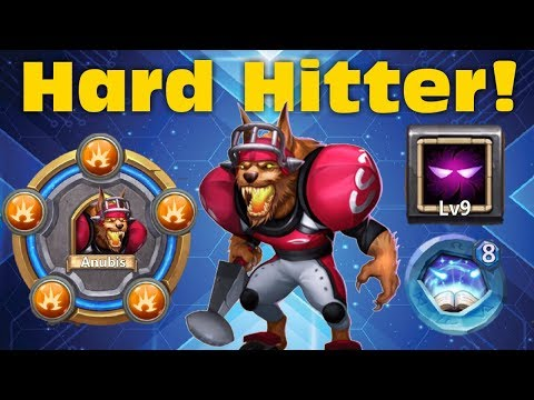 Maxed Breakthrough | Anubis | 9 Unholy Pact | 8 Revite | Lost Battlefield | Gameplay | Castle Clash