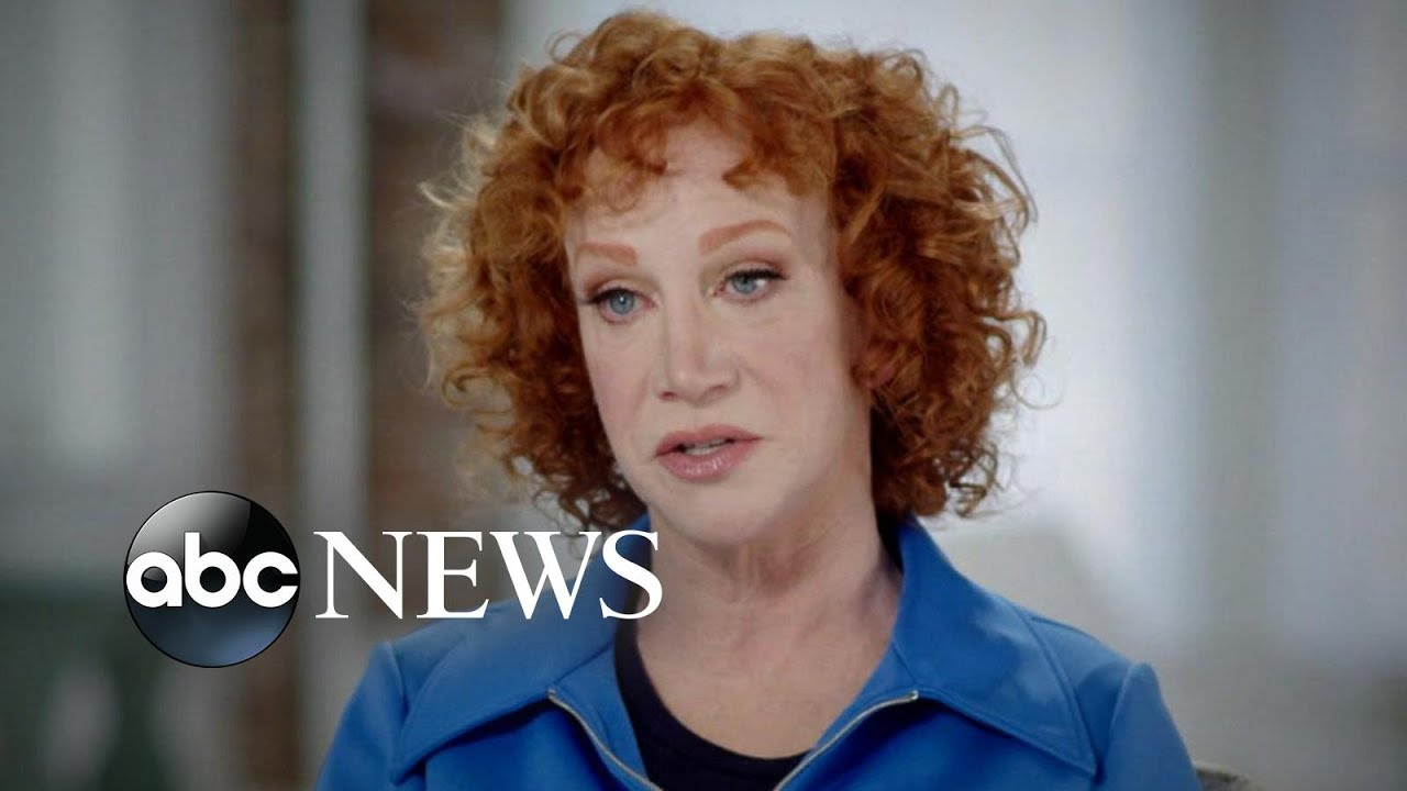 Kathy Griffin details struggle with pill addiction and suicide attempt | Nightline