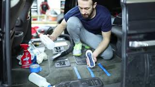NASTY Car Carpet Cleaning 4 Easy Ways! Car Interior Cleaning Like A Pro thumbnail
