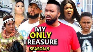 MY ONLY TREASURE SEASON 9 - (New Movie) Fredrick Leonard 2020 Latest Nigerian Nollywood Movie