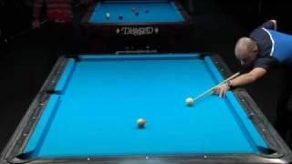 Turning Stone Classic XVIII 9-Ball Open 2011 - Darren Appleton vs. Dennis Hatch