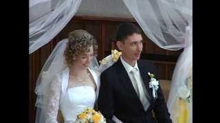 венчание в церкви АСД 2013 г