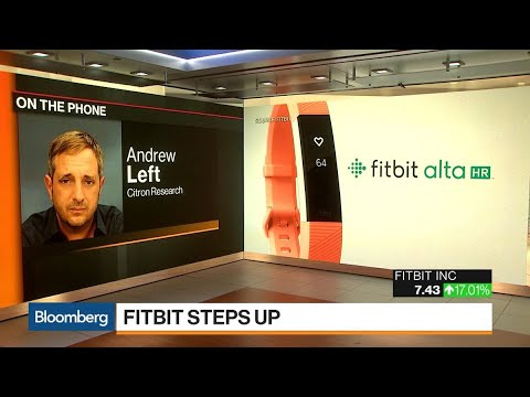 Google's parent company reportedly wants to buy Fitbit