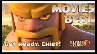 Clash of clan new movie 2018(Fan edit) clash of  clan Animation coc
