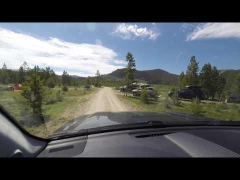 Prospector Camp Tour