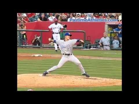 Zack Greinke Pitching Mechanics Slow Motion Baseball Instruction Analysis LA Dodgers MLB 1000 FPS