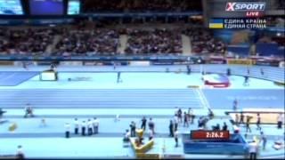 4х400 Финал Мужчины Чемпионат мира Сопот