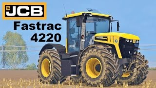 Farming Simulator 15 Presentazione JCB Fastrac 4220