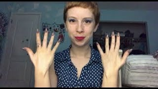 ASMR RP | SOCCER MOM GIVES YOU A MANICURE