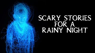 Scary True Stories Told In The Rain | Thunderstorm Video | (Scary Stories) | (Rain) | (Rain Video)