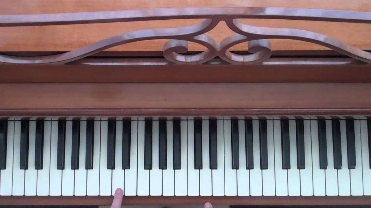 sharps chord pattern piano foundations youtube. Black Bedroom Furniture Sets. Home Design Ideas