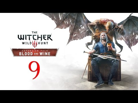 WITCHER 3: Blood and Wine #9 : The Strange