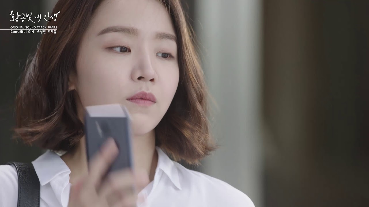 [황금빛 내 인생 OST PART.1] Beautiful Girl - 소심한 오빠들 Music Video