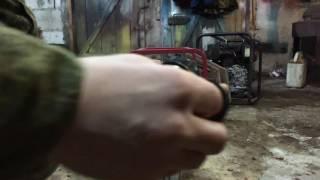 видео Грязевая мотопомпа Robin-Subaru PTG208T