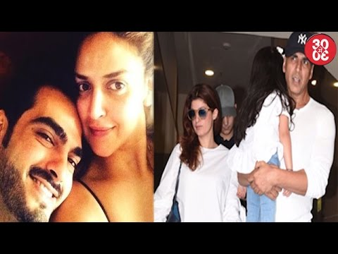 Thumbnail: Esha Deol To Turn Mommy | Akshay Kumar's Outing With His Family
