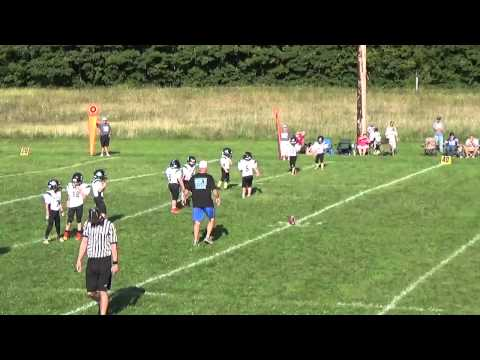 Cascade White Minors v  Owen Valley Blue 09.07.14