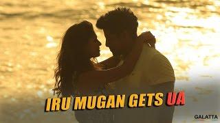 Iru Mugan Gets UA