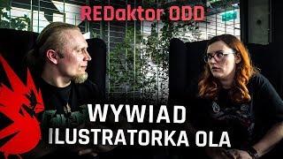 Jak wygląda praca Ilustratora w CDP RED? #1 Ojciec REDaktor