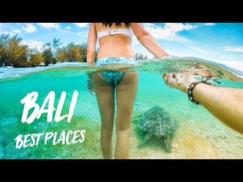 BALI & Gili Trawangan – Best Places in Indonesia ! Travel Video – Lovers Travelers