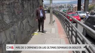 Download lagu Se desborda la inseguridad en Bogotá MP3